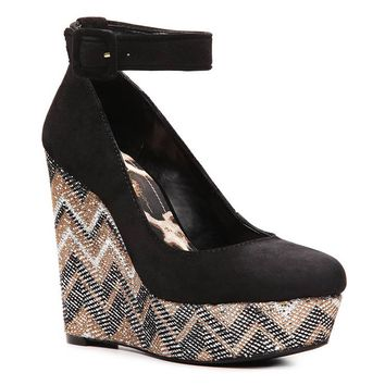 Jessica Simpson Carly Wedge Pump