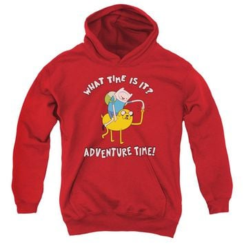 Adventure Time - Ride Bump Youth Pull Over Hoodie