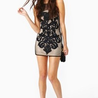 Enchanted Mesh Dress