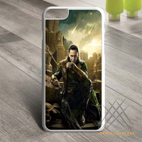 Loki Tom Hiddleston The Avengers Style Custom case for iPhone, iPod and iPad