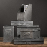 Industrial Metal Office Storage Collection