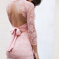 PRE ORDER Boogie Nights Lace Dress