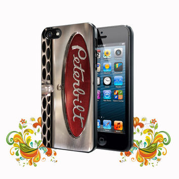 Truck, Peterbilt, Heavy Duty iPhone 5, 5s, 5C, 4, 4S , Samsung Galaxy S3, S4, S5 , iPod Touch 4 / S Case