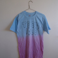Teen Idle - Pastel Dip Dye T-shirt