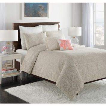 cupcakes and cashmere 'Lace Medallion' Duvet Cover | Nordstrom