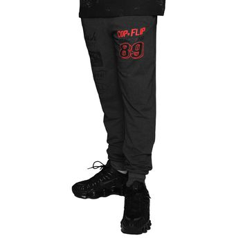 Cash Heavy Infrared Mens Jogger Sweats