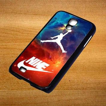 air jordan nike nebula For Samsung Galaxy S4 Case *76*