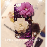 iPhone 4 Case, iPhone 4s phone Case, iPhone 5 Case, cute iphone 5 case, floral iphone 4 case, girly iPhone 4 case, cute iphone 4 case