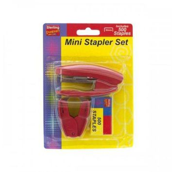 MDIGMS9 Mini Stapler Set