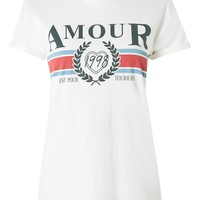 PETITE 'Amour' Graphic T-Shirt
