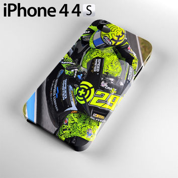 Andrea Iannone MotoGP Ducati Team Case For iPhone case 4 / 4S, 5 / 5S, 6 / 6S and 6 Plus / 6S Plus A1