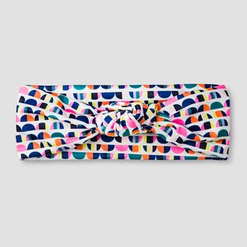 Girls' Modern Print Headband Cat & Jack™ - Dots