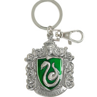 Harry Potter Slytherin Crest Metal Key Chain