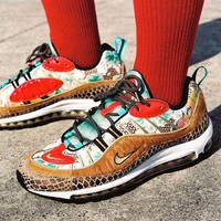 Nike Air Max 98 CNY Sneakers Gym shoes