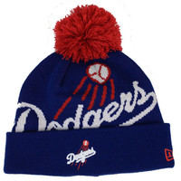 Los Angeles Dodgers MLB Woven Biggie Knit