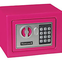 Digital Security Safe, PinkSAFEINSIDE