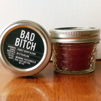 Bad Bitch Candle, Gift for Sister, Gifts, Home Decor, Candles, Scented Candle