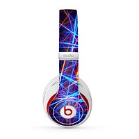 The Neon Glowing Strobe Lights Skin for the Beats by Dre Studio (2013+ Version) Headphones