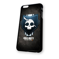 Call of Duty Black OPS II Logo iPhone 6 case