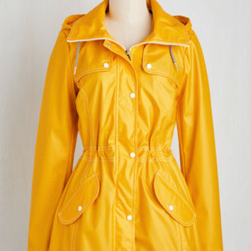 Slicker than Water Rain Coat