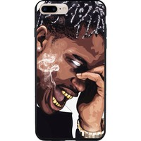 Cool Travis Scott Poster Print On Hard Plastic Case Cover For iPhone 6/6s 7/7+