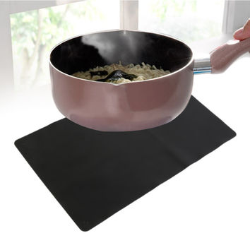 ***Free***Best Quality Silicone Heat Resistant Kitchen Mats