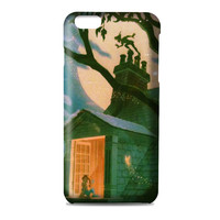 peter pan shadow disney 3D Iphone | 4s | 5s | 5c | 6s | 6s Plus | Case