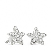 Coach :: New Sterling Starfish Stud Earrings