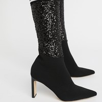 Free People Holly Sequin Boot