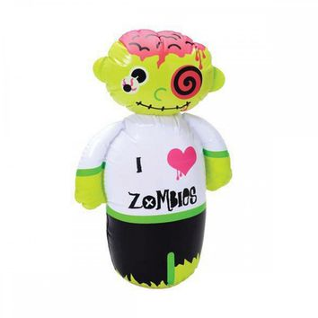 Inflatable Zombie Punching Bag PC351