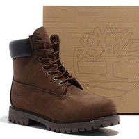 Timberland Women Men Casual Boots Shoes-11