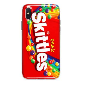 SKITTLES CUSTOM IPHONE CASE
