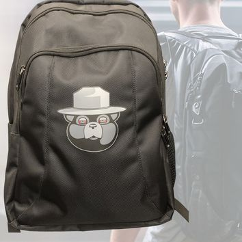 Smell Stash Proof Backpack with Hidden Under PocketSelect Color