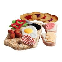 DUKTIG 15-piece breakfast set - IKEA