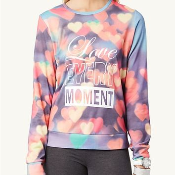 Love Every Moment Sweatshirt | Get Graphic | rue21