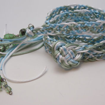 Handfasting Cord - Posadh - CUSTOM ORDERS WELCOME