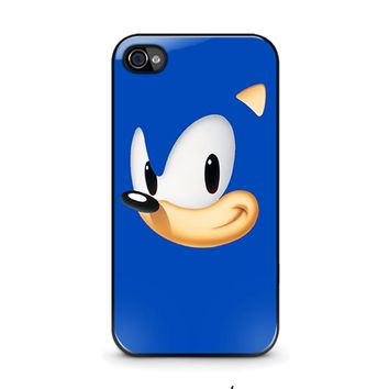 SONIC THE HEDGEHOG iPhone 4 / 4S Case Cover