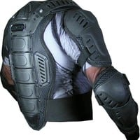 ARMOR Jacket Back Body Guard Bike & Motocross Gear XL