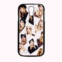 Cara Delevingne Cute Girly Hot FOR SAMSUNG GALAXY S4 CASE *PS*