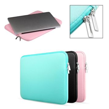 """Notebook Carry Bag Waterproof Cover For Macbook Air/Pro 11/13/15"""""""