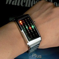 INTERCREW Replacement Meteor Shower LED Watch