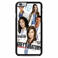 Grey S Anatomy iPhone 6 Plus / 6s Plus Case