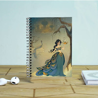 Princess Jasmine 2 Photo Notebook Auroid