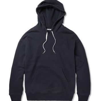 PRODUCT - Acne - Kurt Oversized Cotton-Jersey Hoodie - 371944 | MR PORTER