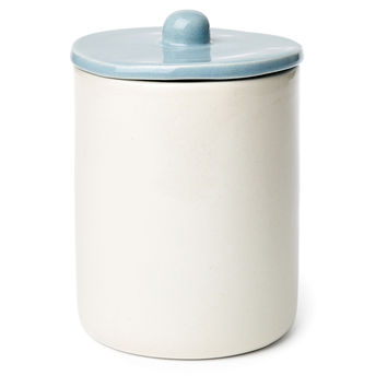 Canister, Blue, Small, Kitchen Canisters, Canning & Spice Jars