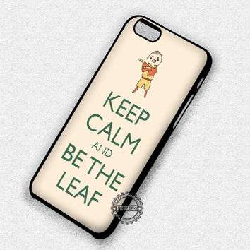The Leaf Quote - iPhone 7 Plus 6 SE Cases & Covers