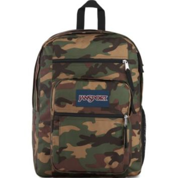 JanSport - Big Student Surplus Camo Backpack