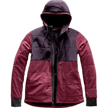 Mountain Full-Zip Hooded Sweatshirt - Women's
