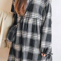 Sleeve Ribbon Dress