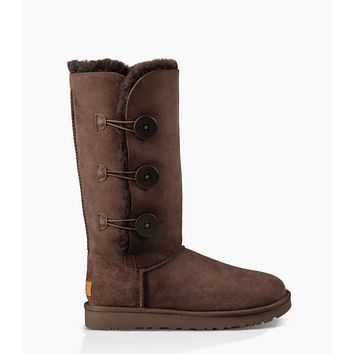 UGG Women's Bailey Button Triplet II Boots - Love Q333